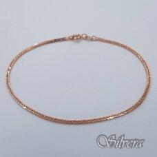 Auksinė apyrankė AA142; 19,5 cm