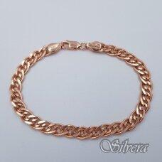 Auksinė apyrankė AA107; 18 cm