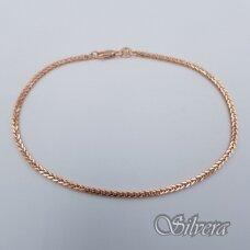 Auksinė apyrankė AA143; 18,5 cm