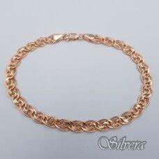 Auksinė apyrankė AA154; 19,5 cm