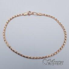 Auksinė apyrankė AA157; 16 cm