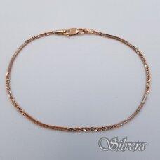 Auksinė apyrankė AA55; 18,5 cm