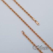 Auksinė grandinėlė AG79; 50 cm