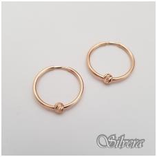 Auksiniai auskarai AU16