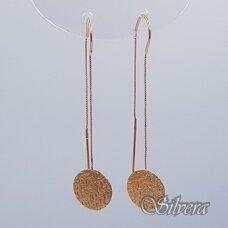Auksiniai auskarai AU276