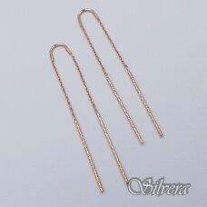 Auksiniai auskarai AU399