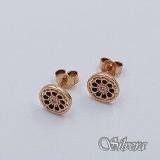 Auksiniai auskarai su cirkoniais AU382