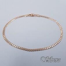 Auksinė apyrankė AA141; 18,5 cm