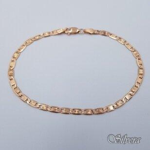 Auksinė apyrankė A101; 20,5 cm