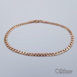 Auksinė apyrankė AA103; 19 cm