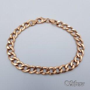 Auksinė apyrankė AA105; 19 cm