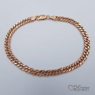 Auksinė apyrankė AA109; 19,5 cm