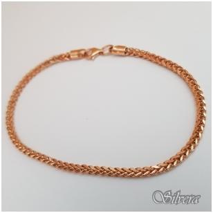 Auksinė apyrankė AA15; 19 cm