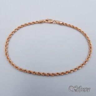 Auksinė apyrankė AA156; 18 cm