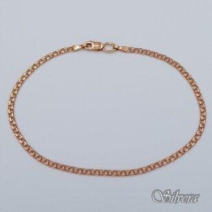 Auksinė apyrankė AA60; 19,5 cm