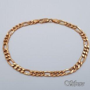 Auksinė apyrankė AA63; 22 cm