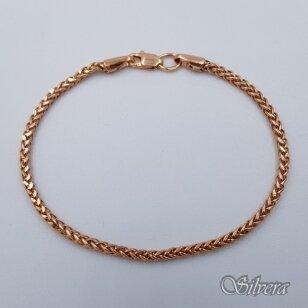 Auksinė apyrankė AA99; 15,5 cm