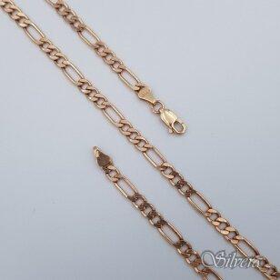 Auksinė grandinėlė AG107; 50 cm