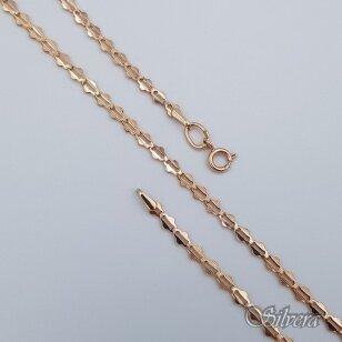 Auksinė grandinėlė AG116; 50 cm