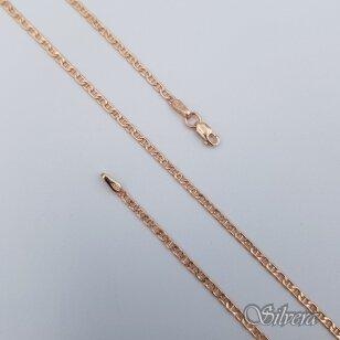 Auksinė grandinėlė AG149; 45 cm