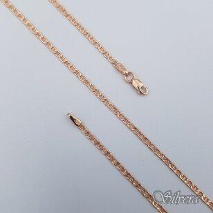 Auksinė grandinėlė AG149; 55 cm
