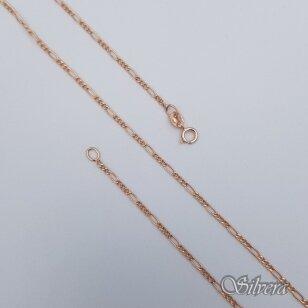 Auksinė grandinėlė AG150; 55 cm