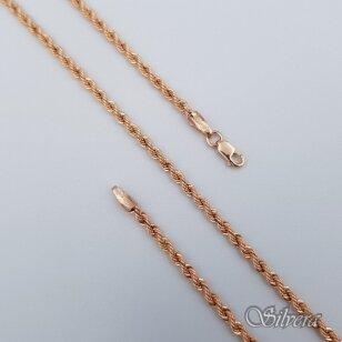 Auksinė grandinėlė AG151; 55 cm