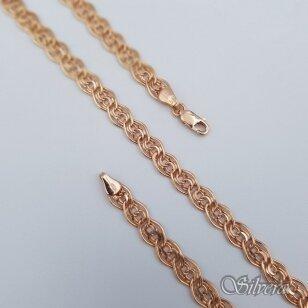 Auksinė grandinėlė AG154; 50 cm