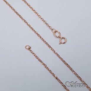 Auksinė grandinėlė AG158; 45 cm