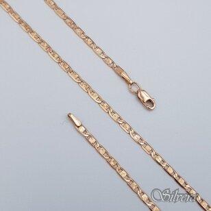 Auksinė grandinėlė AG56; 50 cm