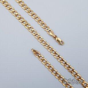 Auksinė grandinėlė AG86; 50 cm