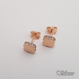 Auksiniai auskarai su cirkoniais AU66