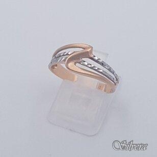 Auksinie žiedas AZ443; 19 mm