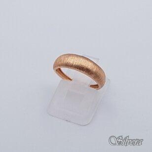 Auksinis žiedas AZ220; 16 mm
