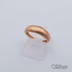 Auksinis Žiedas AZ220; 16,5 mm