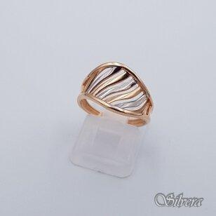 Auksinis žiedas AZ258; 16,5 mm