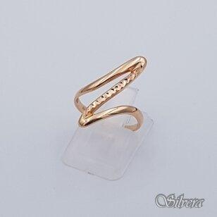 Auksinis žiedas AZ261; 16,5 mm