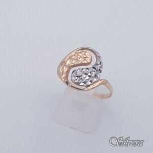 Auksinis žiedas AZ456; 20 mm