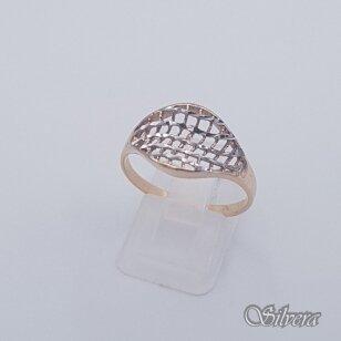 Auksinis žiedas AZ458; 20,5 mm