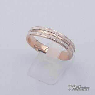 Auksinis žiedas AZ470; 21,5 mm
