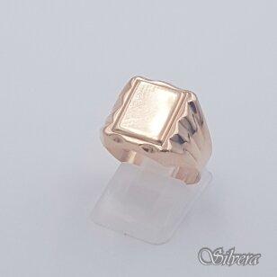 Auksinis žiedas AZ471; 19 mm