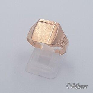 Auksinis žiedas AZ474; 20 mm