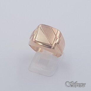 Auksinis žiedas AZ475; 20 mm