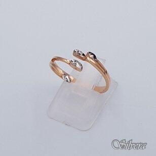 Auksinis žiedas AZ91; 17,5 mm