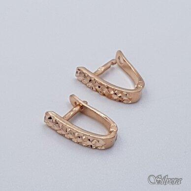 Auksiniai auskarai AE19 2