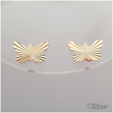 Auksiniai auskarai AU10 2