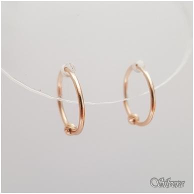 Auksiniai auskarai AU16 3