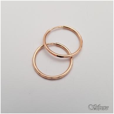 Auksiniai auskarai AU17 2