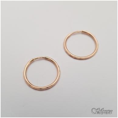 Auksiniai auskarai AU17 3