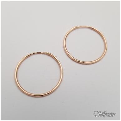 Auksiniai auskarai AU18 2